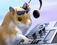 SciFi Hamster