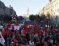 Manifestação 24 de Novembro 2011