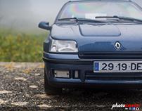 Toys For Boys : Renault Clio Williams - Norev