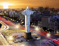 Work | Cristo Redentor - VW Grafica