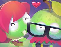 Fruit Dating game