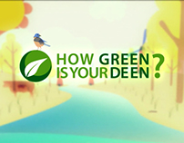 How Green Is Your Deen?