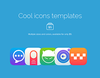 Cool icons templates