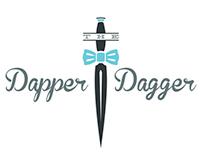 Dapper Dagger Logo Presentation