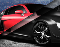 Audi R8 GT (For Sport & Dirt)