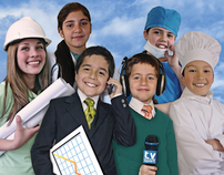 Campaña Colegios Municipales / Liceo Bicentenario