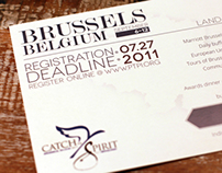 Conference Postcard | Brussels