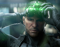 Splinter Cell Blacklist TV Commercial