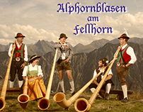 Alphornblasen am Fellhorn