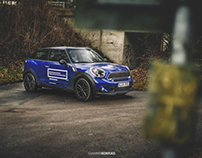 Mini CooperS Paceman