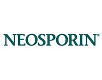 Re-designing the Neosporin site