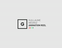 Animation Reel 2013-2014