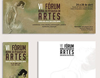 Fórum de Artes - Identidade Visual