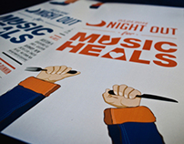 Night Out for Music Heals