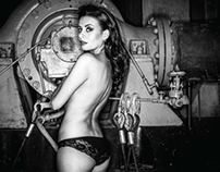 Working With Passion - AEDILIS 2014 Sexy Calendar
