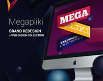 Megapliki.info - Responsive / Parallax / Web design