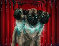 Pug Cerberus