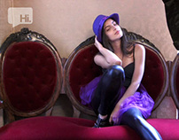 MARIA GABRIELA DE FARIA  | Making Of