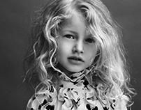 Max Modén for La Petite Magazine - Girls editorial