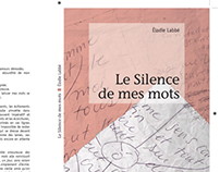 Cover Artwork : Le Silence de mes mots