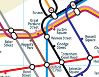 New London Tubemap