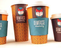 Packaging Project-Demitasse Creamery