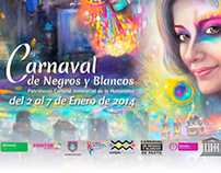 TV ADD | Carnaval of Black and Whites 2014
