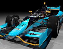 Barracuda Racing 2013 Livery Design