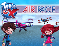 Troop X Air Race