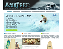 Soultree Surf Website