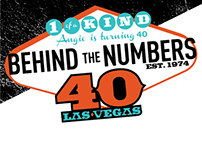 1 of a Kind Turns 40: Behind the Numbers – Invitation