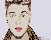 Justin Bieber // design