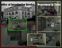 office of Investigation Service Department in Telavi