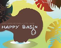 Happy Basin Poster