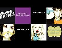 Progettazione t.shirts ALCOTT