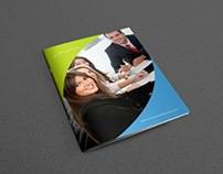 Company Brochure Template Vol.18 - 12 Pages