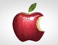 Painted Logos 2014 #madewithwacom