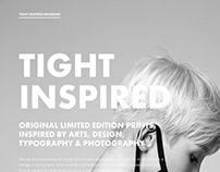 tight.inspired Branding & UX/UI