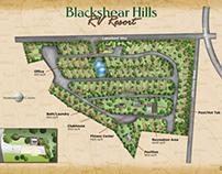 Blackshear Hills RV Resort - Blackshear Lake, GA