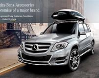 Mercedes-Benz GLK Accessories iBook