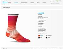 Goodhew/Sockwell Web Redesign