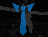 "Tobias ""All Business"" Harris Logo"
