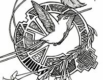 Cankdeska Wakan - Sacred Hoop