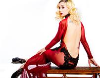 Dress for Draya Photo Shoot