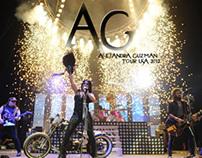 Alejandra Guzman Tour USA 2012