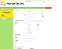 AccessEngine, Marketing/Development