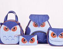 The owl bag series