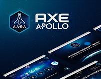 Axe Apollo Game & App