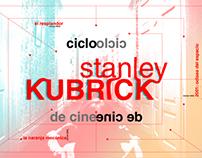 Stanley Kubrick - Ciclo de cine
