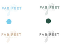 Fab Feet Packaging Design
